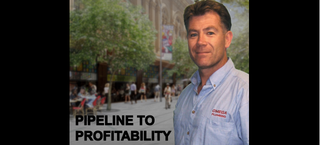 PIPELINE TO PROFITABILITY
