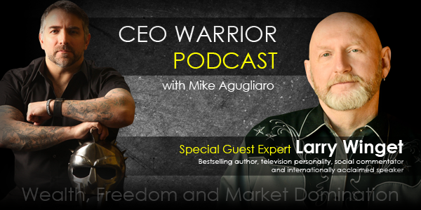 Larry Winget explains why people aren't getting the level of success they want.