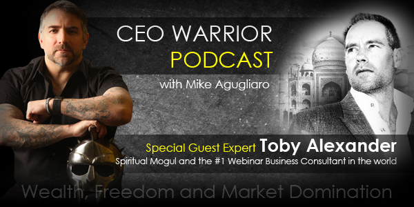 Learn to align with your innate talents and abilities with Toby Alexander.
