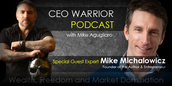 Learn how to position yourself in the market today with Mike Michalowicz.