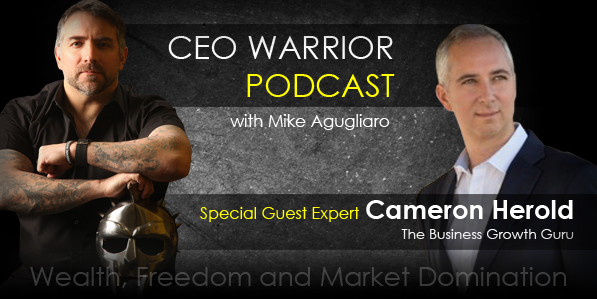 What entrepreneurs should be thinking about with Cameron Herold.