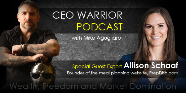 What Should Entrepreneurs Be Thinking About with Allison Schaaf.