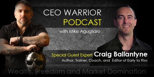 Discover the five pillars of personal transformation with Craig Ballentyne