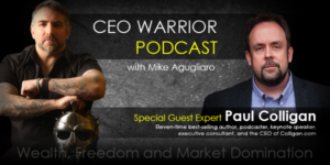 Paul Colligan on Podcasting, Credibility, and Technology