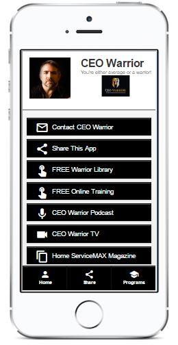 warrior app