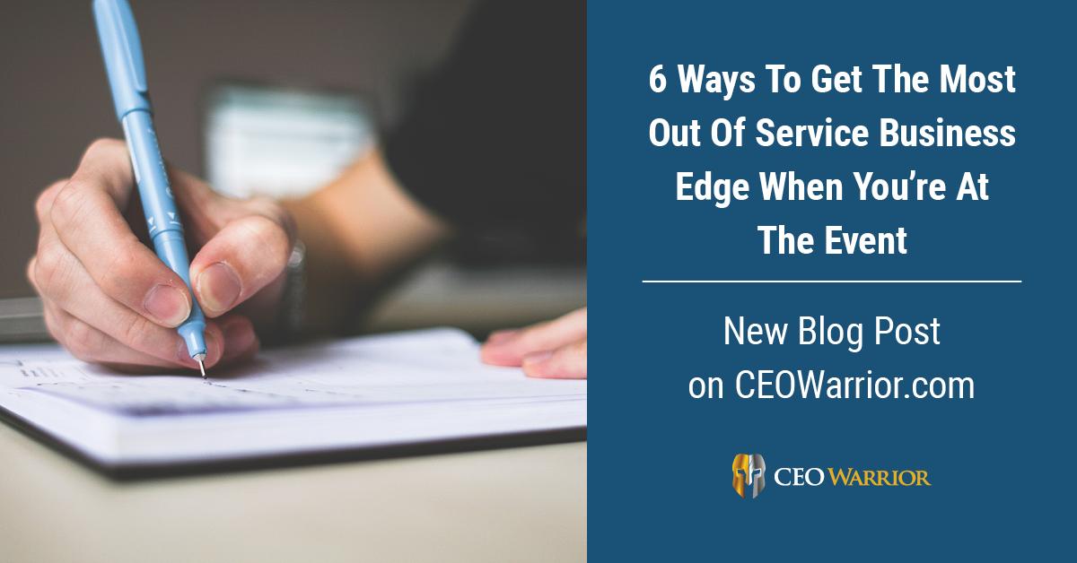Service Business Edge