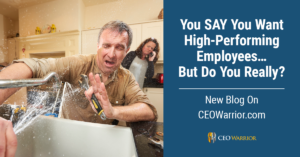 High-Performing Employees