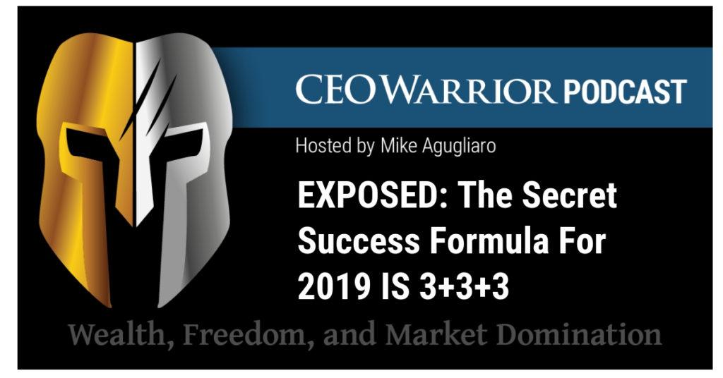 Secret Success Formula