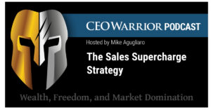 Sales Supercharge Strategy