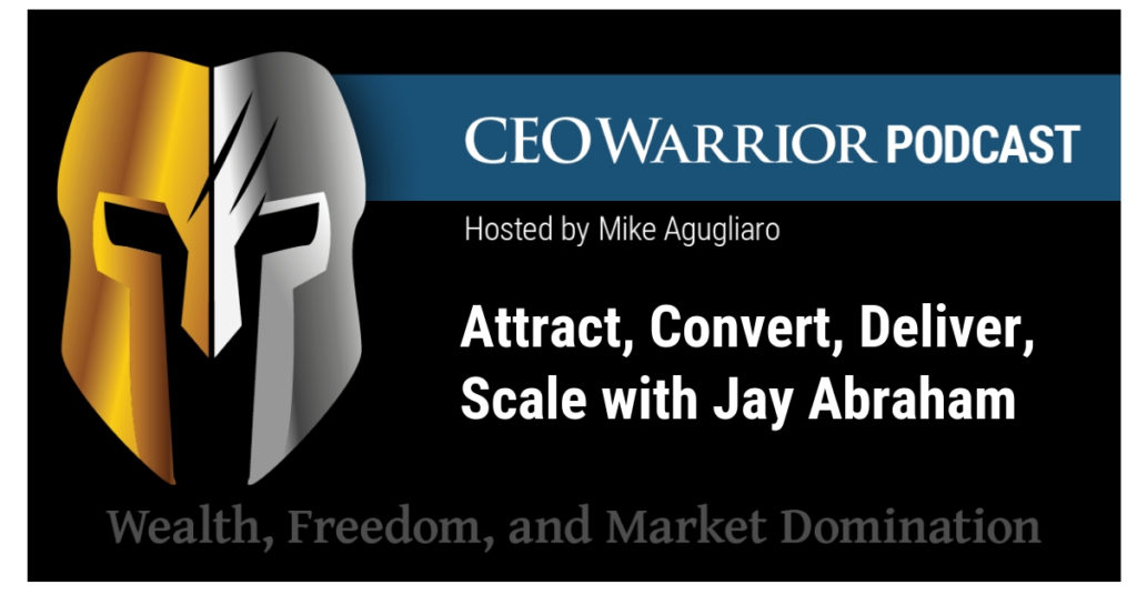 Attract Convert Deliver,Scale