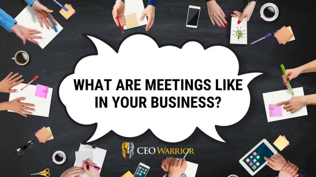 meetings, purpose, teamwork