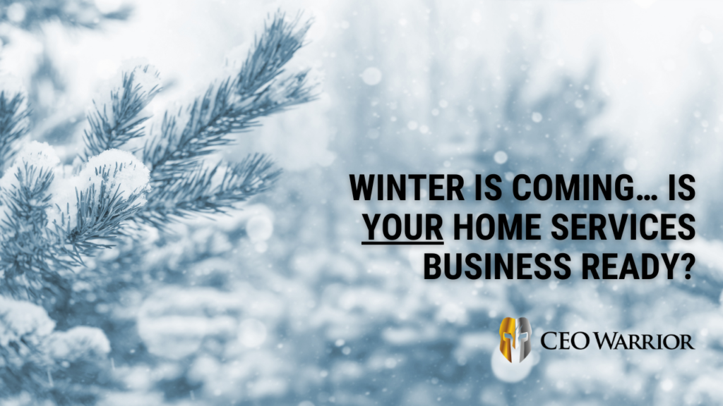 winterize your business