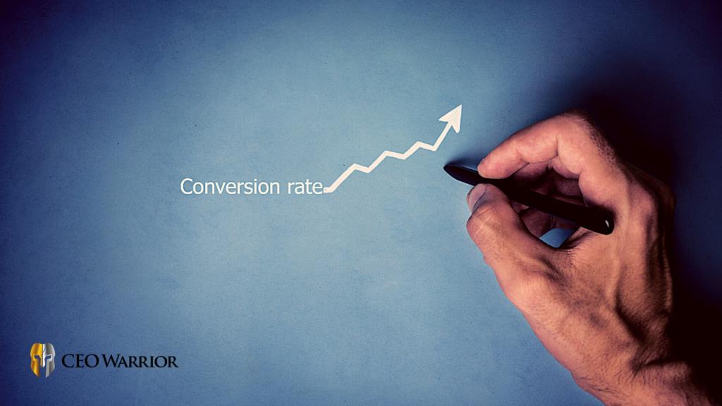 conversion rate, customer serve