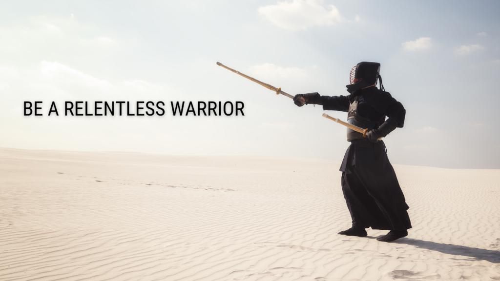 relentless, unstoppable, warrior strong