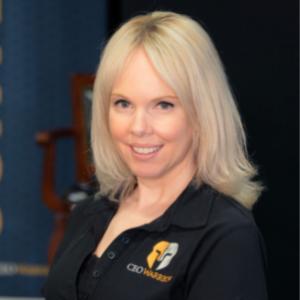 Caroline Moriarty, CEO Warrior